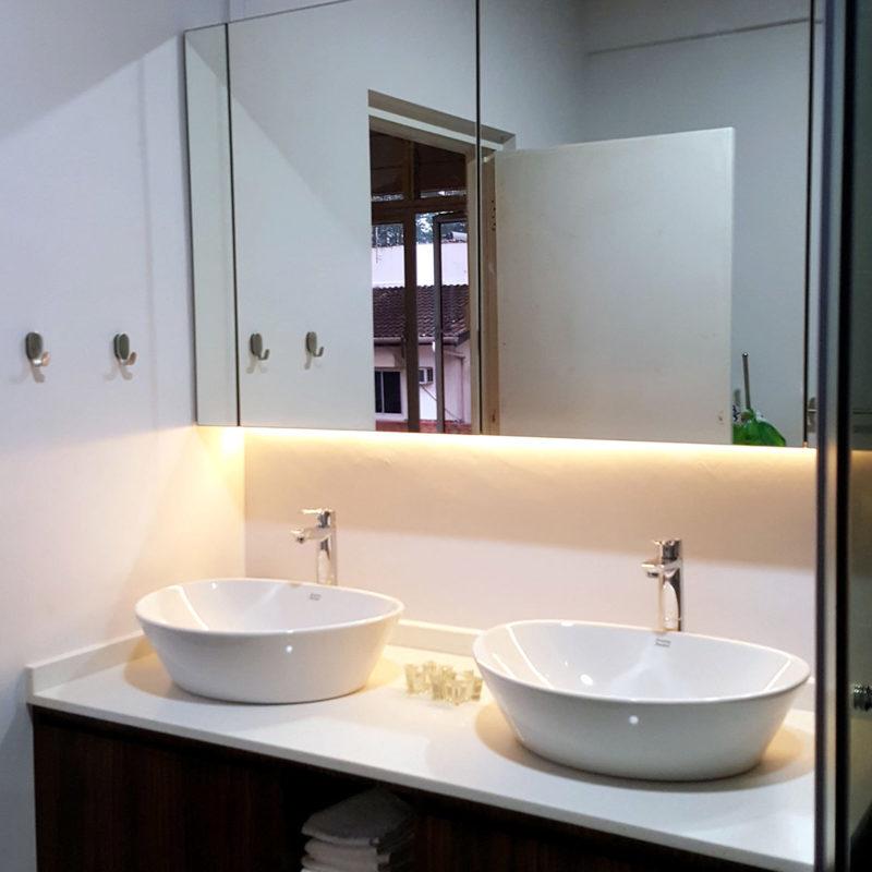 Bathroom renovation singapore