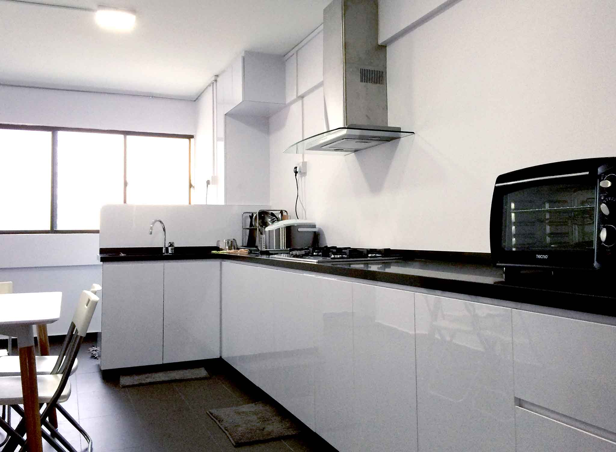 kitchen cabinet design for apartment hdb 4 room package renovation contractor singapore 7764