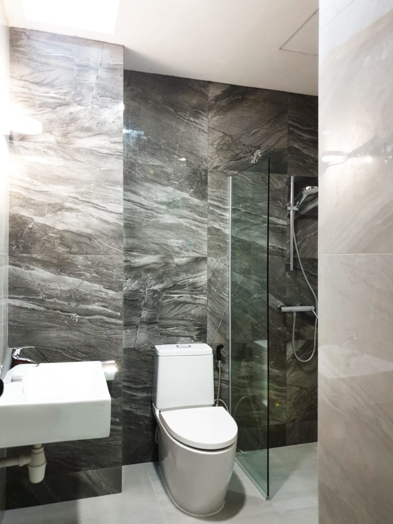 Bathroom Renovation Singapore Reno Pro